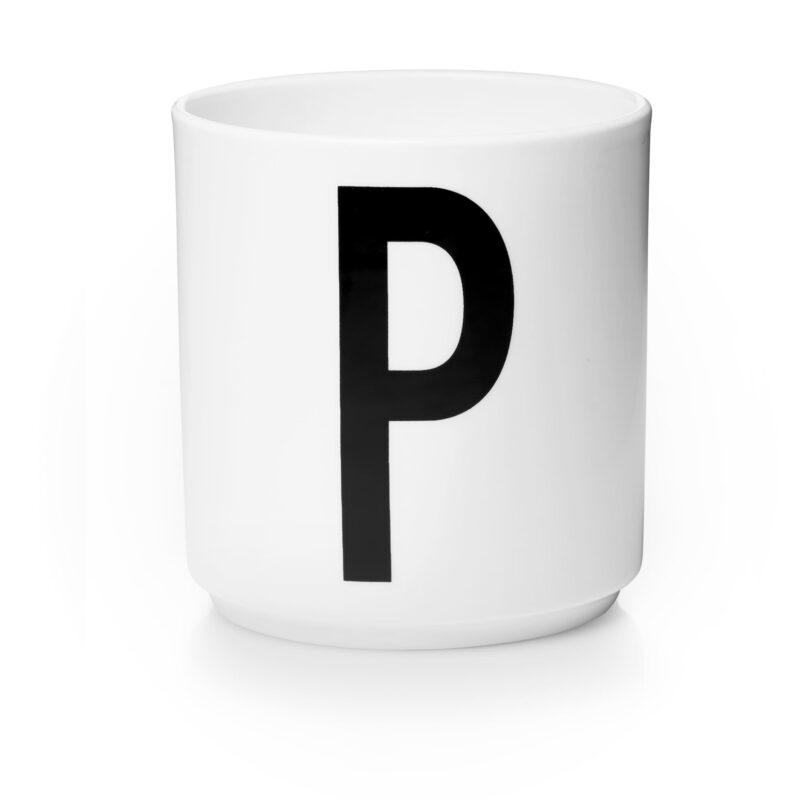 design letters kop P