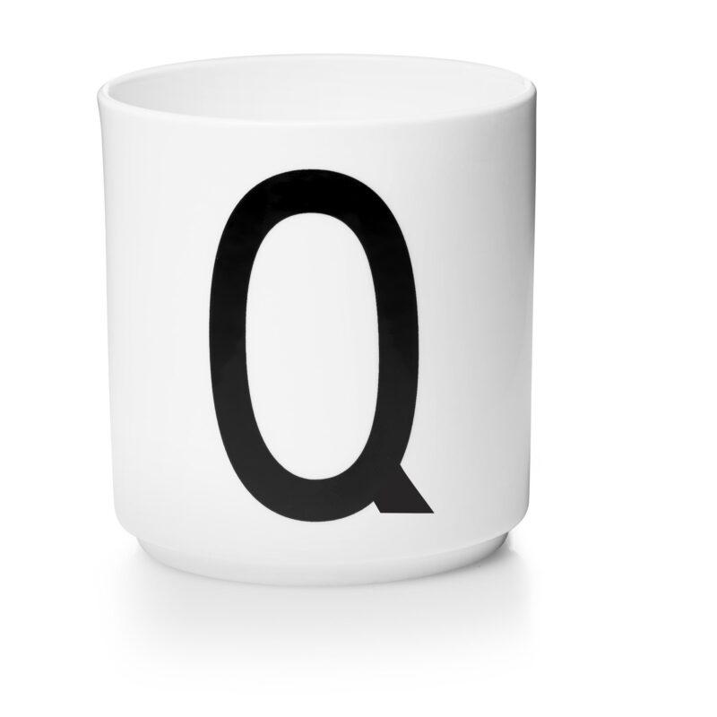 design letters kop Q