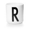 design letters kop R