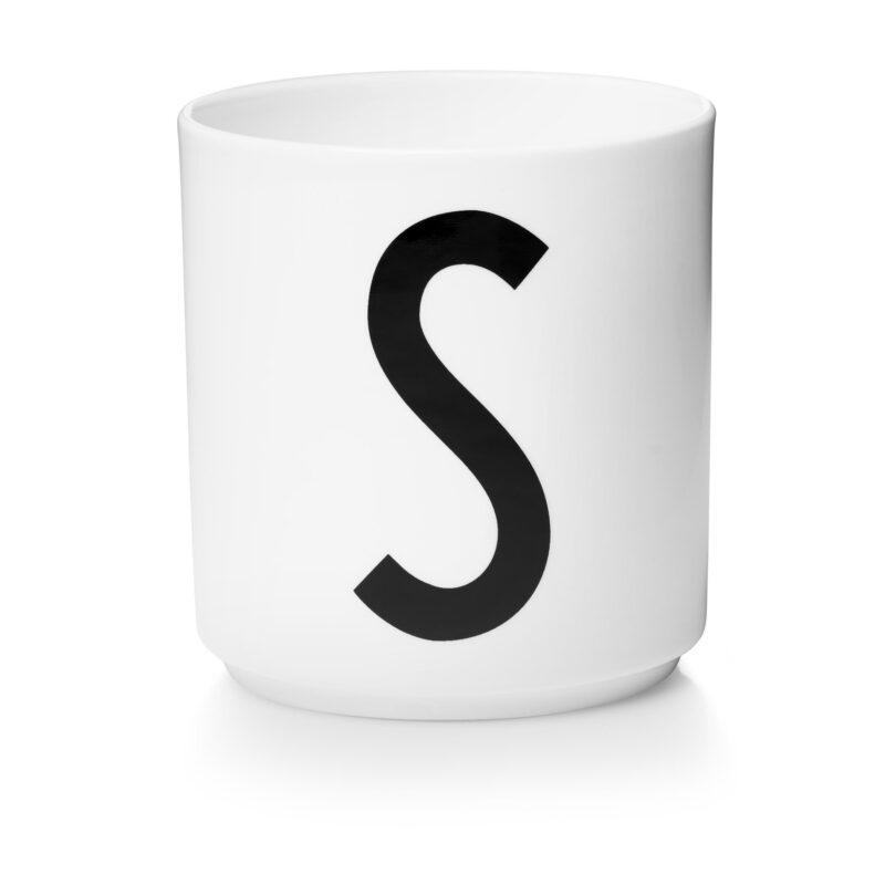 design letters kop S