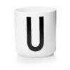 design letters kop U