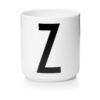 design letters Z kop
