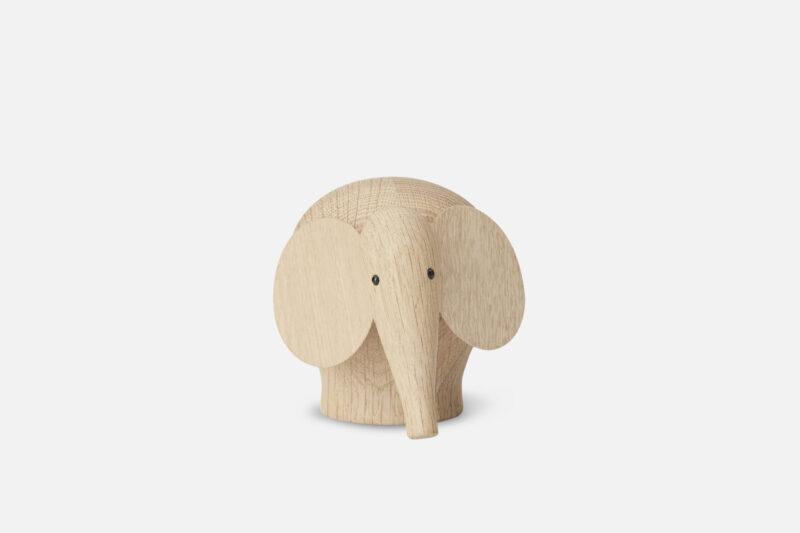 Woud nunu elefant lille small