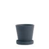 Hay flowerpot s dark blue