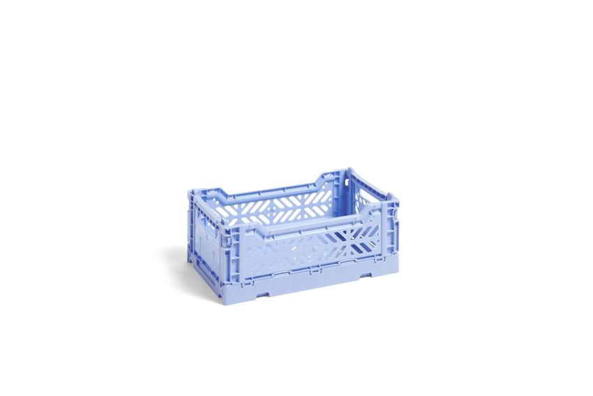 hay colour crate lys blå s