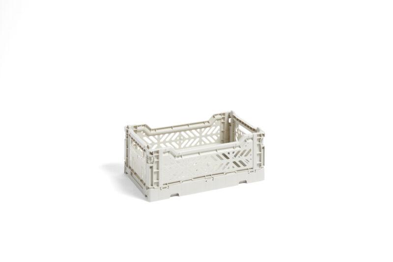 hay colour crate lys grå s