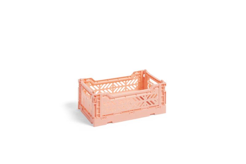hay colour crate salmon s