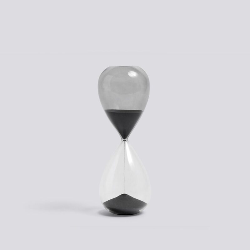 Hay timeglas 30 min sort