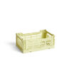 hay colour crate lime s