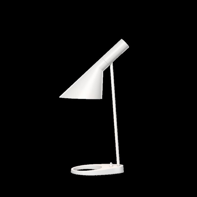 Aj bordlampe hvid