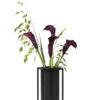 by lassen kubus vase lily sort