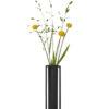 by lassen kubus vase flora sort