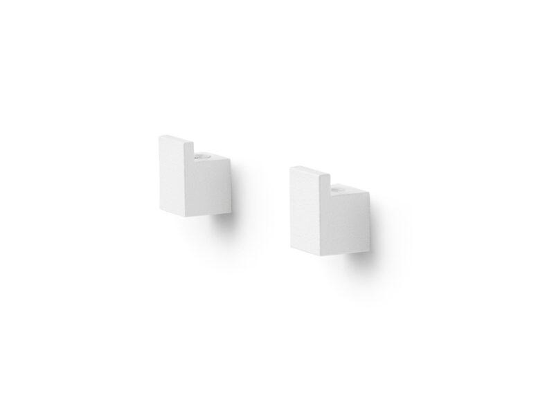 by lassen kubus vægophæng hvid