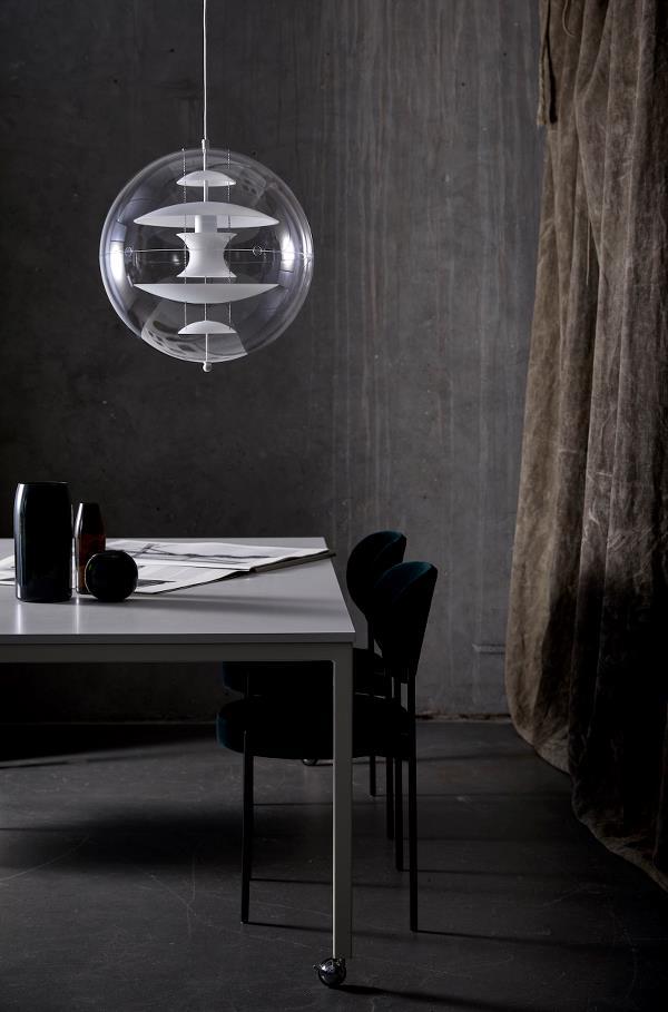 VP glass globe 40 cm