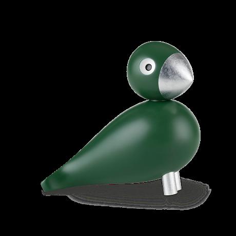 Kay Bojesen sangfugl Georg grøn sølv